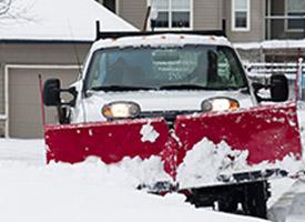 Snowplowing Service